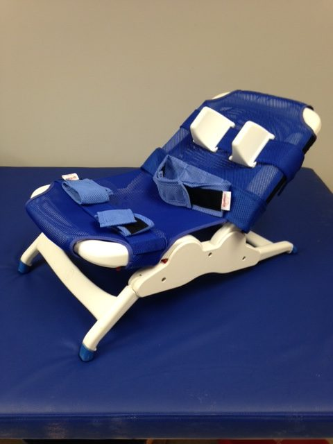 Blue Wave Bath Chair